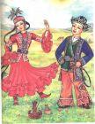 Традиционный костюм казахов как объект этнографического исследования
