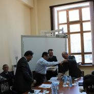 "A round table meeting ""The people in the flow of history"".photo-7"