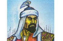 Zhalantos Bakhadur is the ancestor of Aiteke bi
