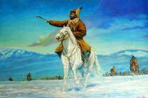 Туған жердің тасын да қимаған Оспан батыр