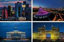 New capital city of Astana: Western media approach