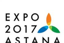 "Information stand ""EXPO-2017"" is installed in Astana airport"