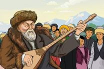 Remembering Zhambyl Zhabayev