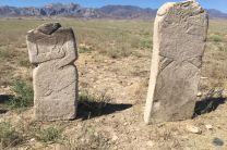 Balbal: stones imbued with meaning