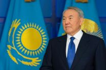 Happy First President's Day, Kazakhstan!