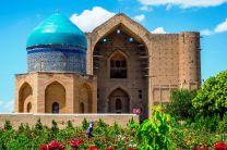 Туркестанская область – центр исторического туризма