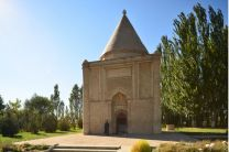 The historical symbol of Taraz