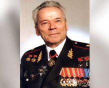 Михаил Калашников в Казахстане