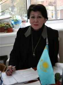 Жакишева Сауле Аукеновна
