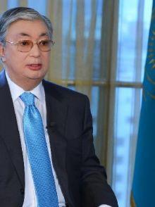 Тоқаев Қасымжомарт Кемелұлы (Өмірбаян)