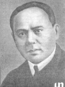 Rozybakiev Abdullah Akhmetovich