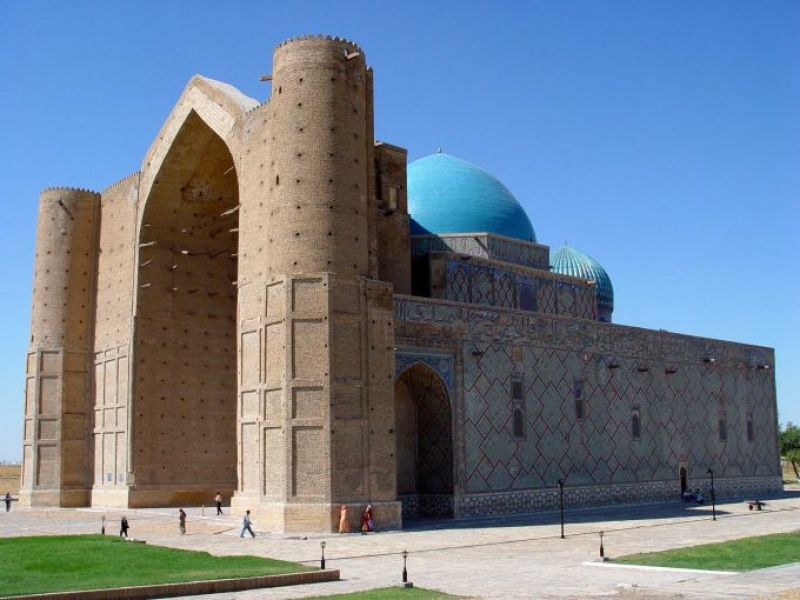 Sacred sites of Turkestan