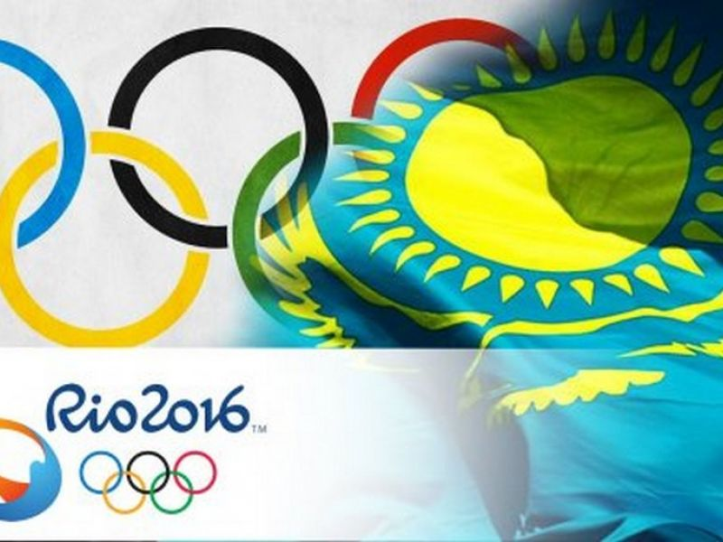 History of the Olympics. National team of Kazakhstan