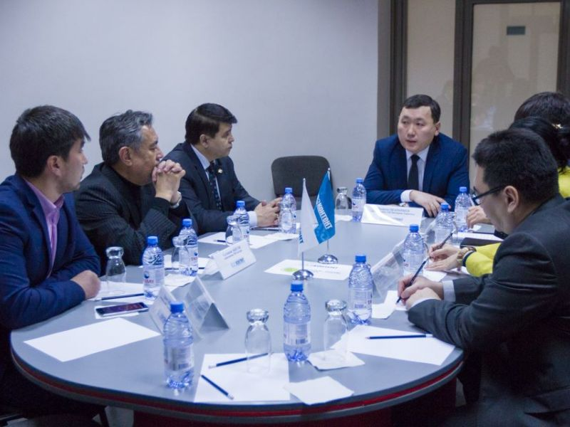 "Round table ""Alash heritage and ideas of the President of Kazakhstan"" was held"