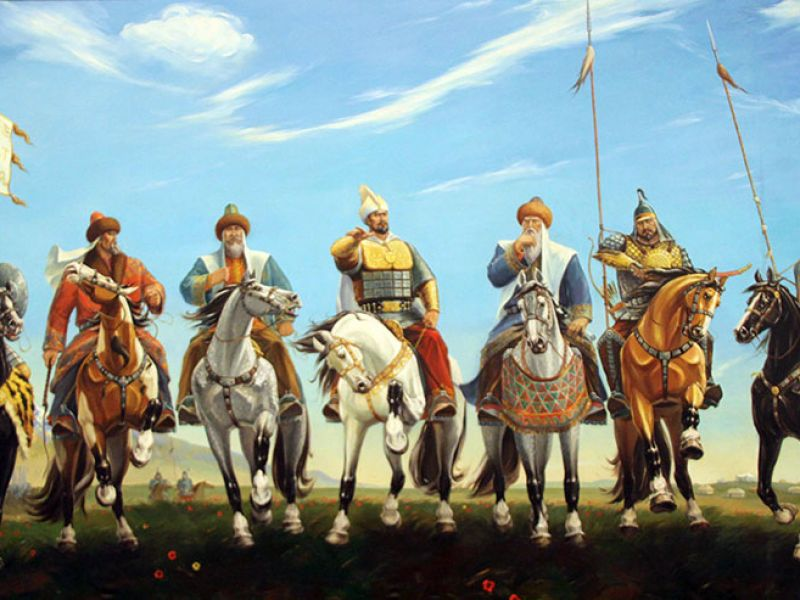 The Parallels between Kazakh History and its Statehood