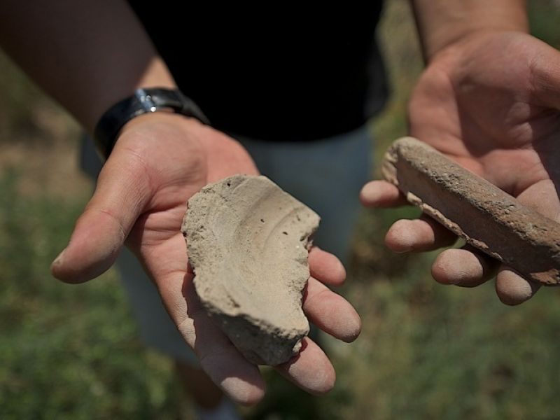 Dwelling sites of Stone Age and Bronze Era found in Pavlodar region