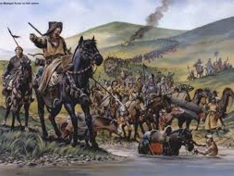 Реферат на тему нашествие монголо татар 3057