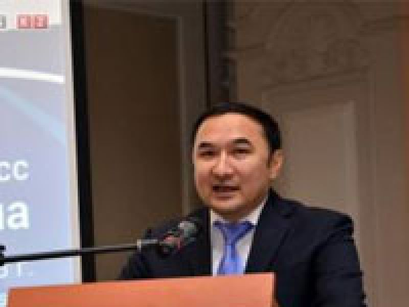 "Yerzhan Babakumarov: ""The task of the portal «e-history.kz» is to provide the younger generation with reliable facts about the historical events that were taking place in our country"""