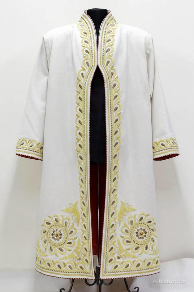 казахская одежда с картинками нравилось