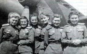 Women from Pavlodar in the Great Patriotic War