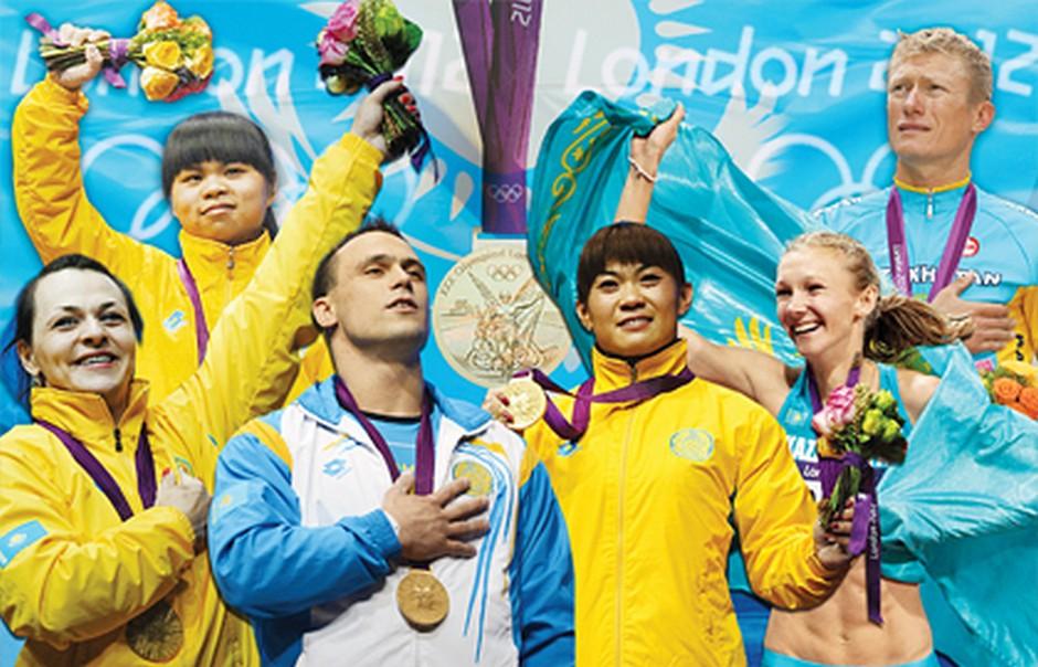 реферат на тему олимпийские чемпионы казахстана на казахском языке