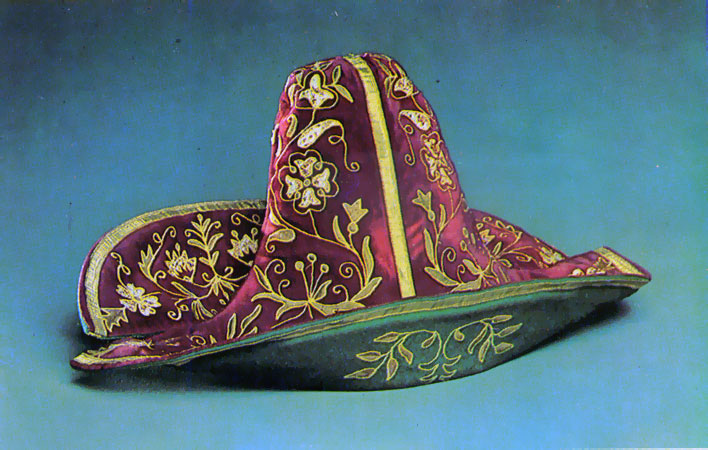 On Kazakh Traditional Hats