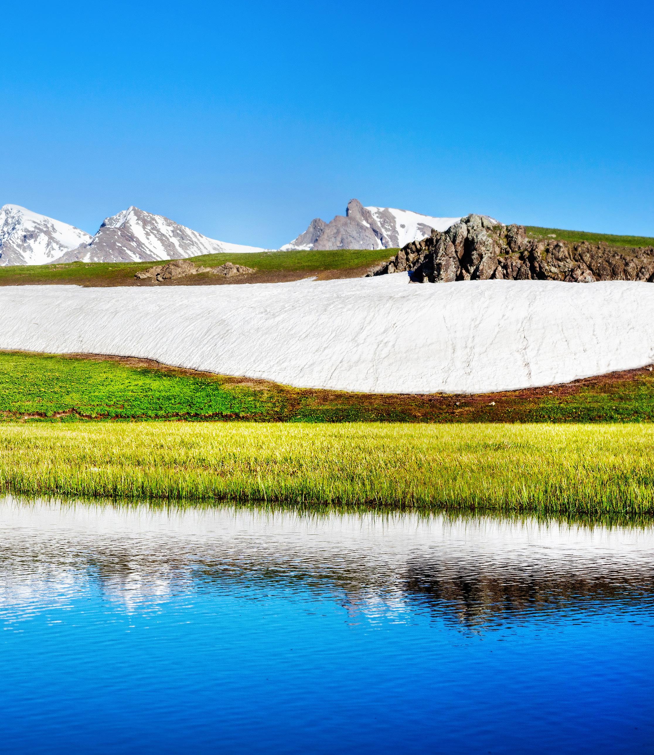 озеро алаколь казахстан фото было