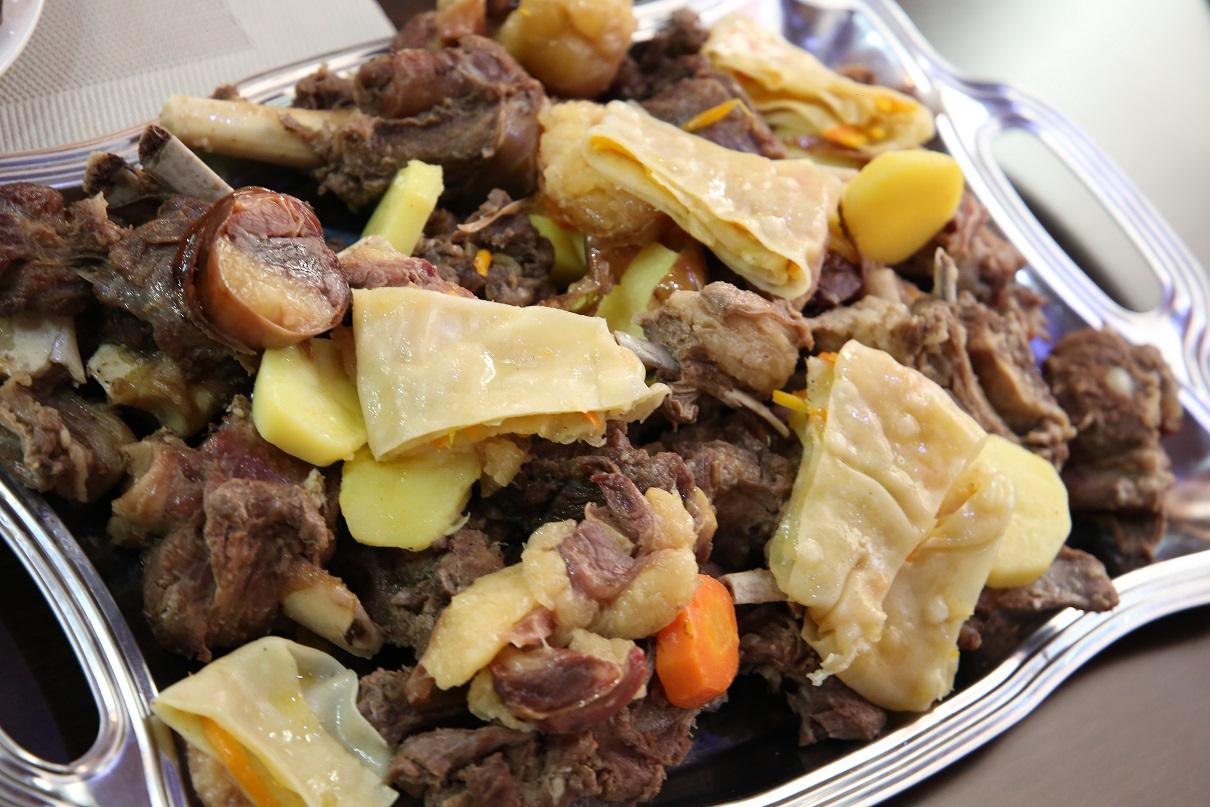Каурдак из говядины рецепт с фото классических шубок