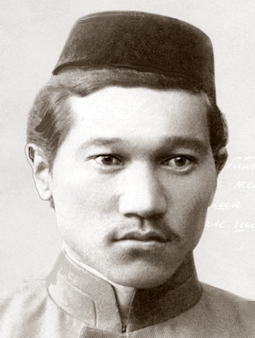 Birthday of Mirzhakyp Dulatov, the prominent Kazakh educator, social activist, poet and writer