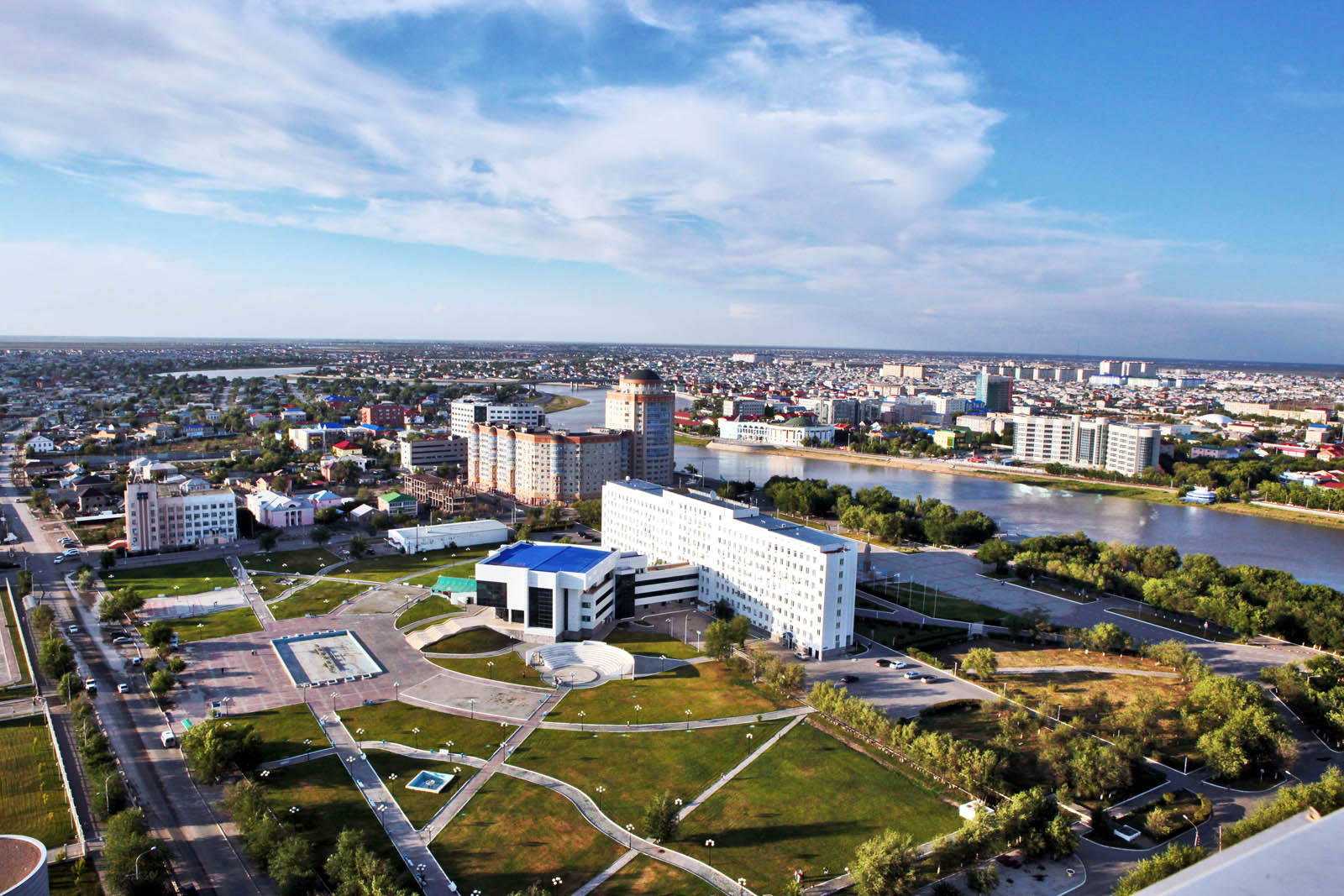 "The ""Atyrau throughout centuries"" exhibition at the National Museum in Astana"