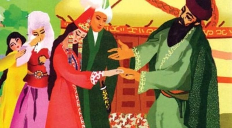 Images of Women in the Works of Qazaq Poets-Zhyrau