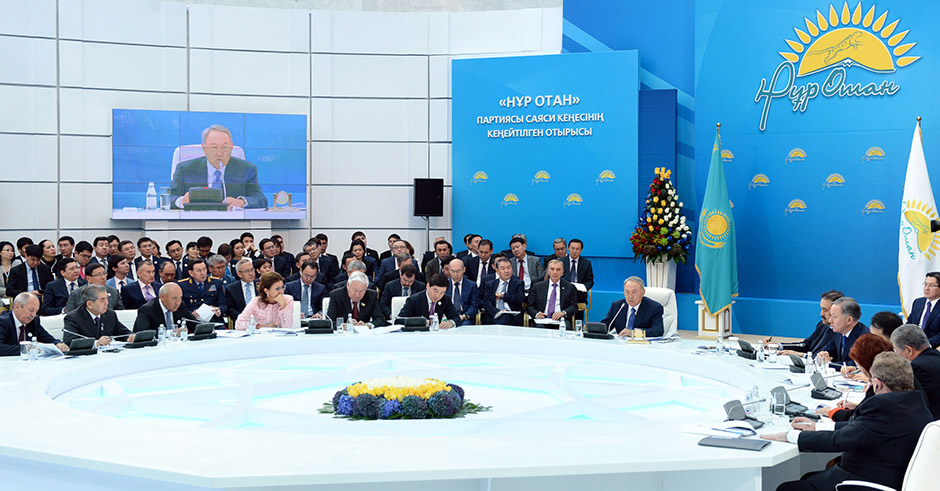 Message of the President of the Republic of Kazakhstan. Expert opinion – V. Shepel
