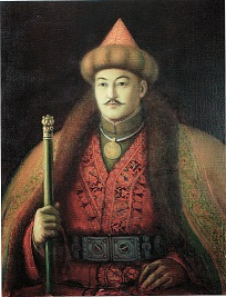 First Kazakh enlightened governor