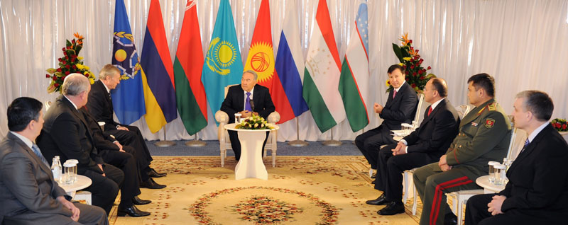 Foreign policy of Kazakhstan