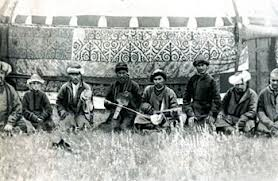 Culture of Kazakhstan in the second half of the XIX century.