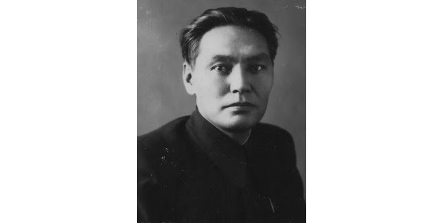 The issue of the book about famous Kazakh scientist