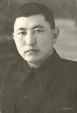 Minister of Transport of Kazakhstan in early1960s