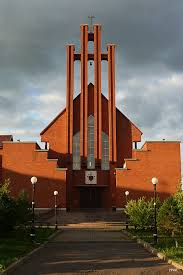 Catholic church in Kazakhstan