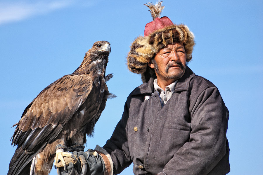 Visiting the Kazakhs of Mongolia