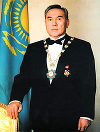 Nursultan Nazarbayev's phenomenon