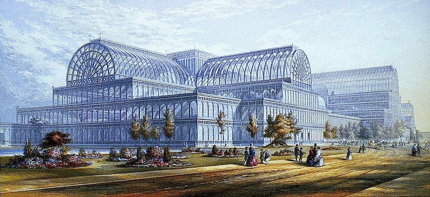 History of EXPO: London, 1851