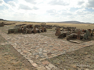 Archaeological finds from the Bronze Age in Kazakhstan