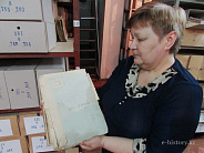 Cultural walk: State Archive of the South Kazakhstan region